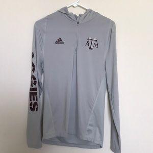 Grey Adidas Pullover